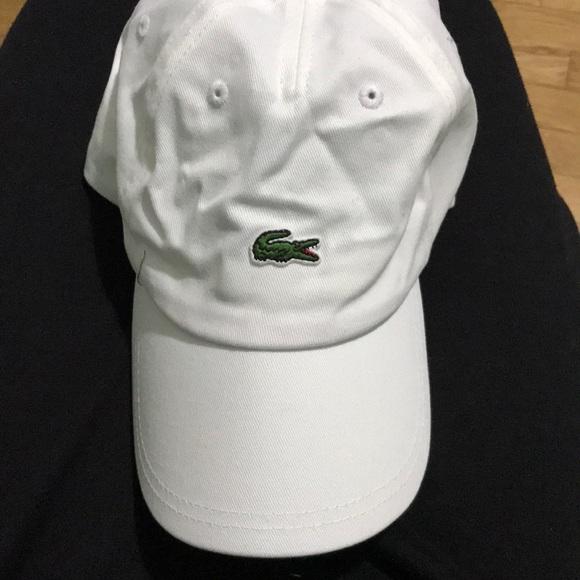 c2a2aefa Lacoste cap/ hat